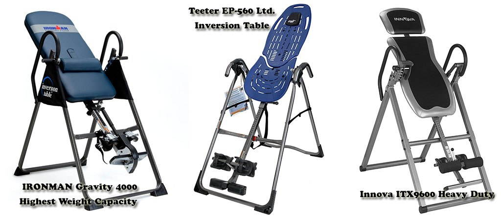 Which inversion table is best