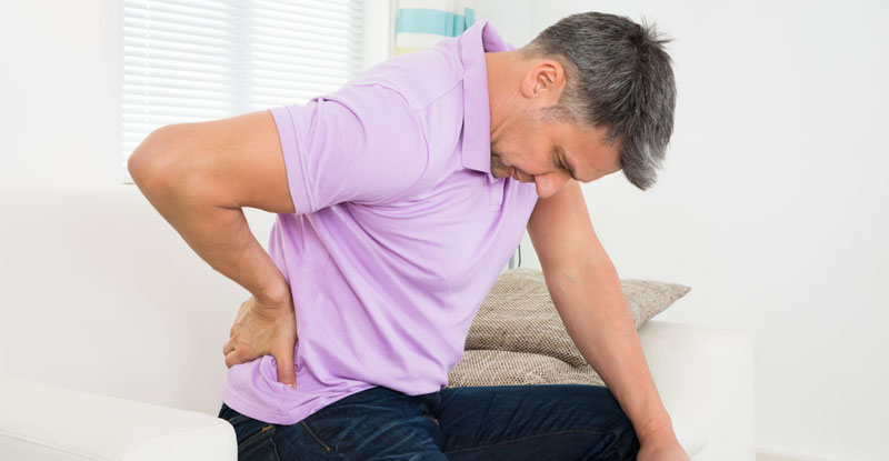 Can Gas Cause Back Pain
